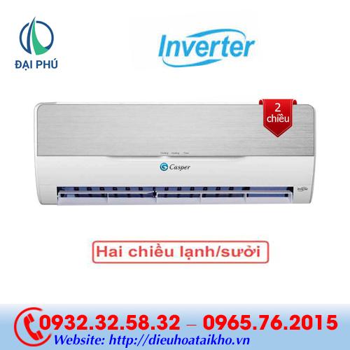 Điều hòa Casper 9000BTU IH-09TL32/GH-09TL32 2 chiều inverter