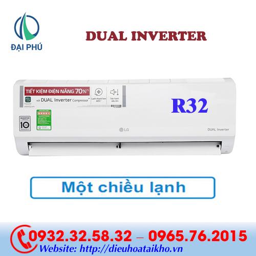 Điều hòa LG 9000BTU 1 chiều V10ENW Inverter