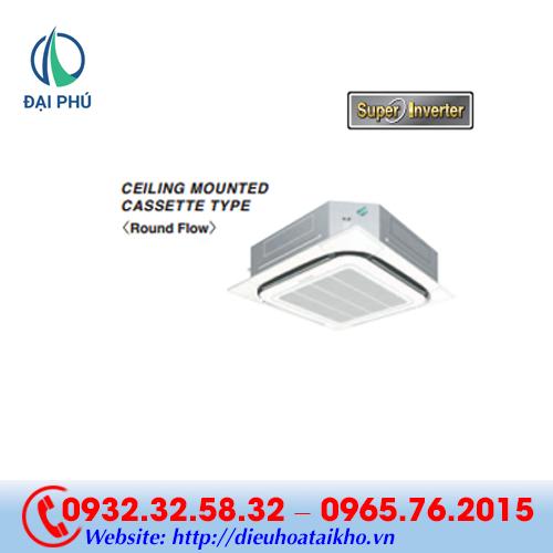 Điều hòa âm trần Daikin inverter 2 chiều FCQ50KAVEA/RZQS50AV1