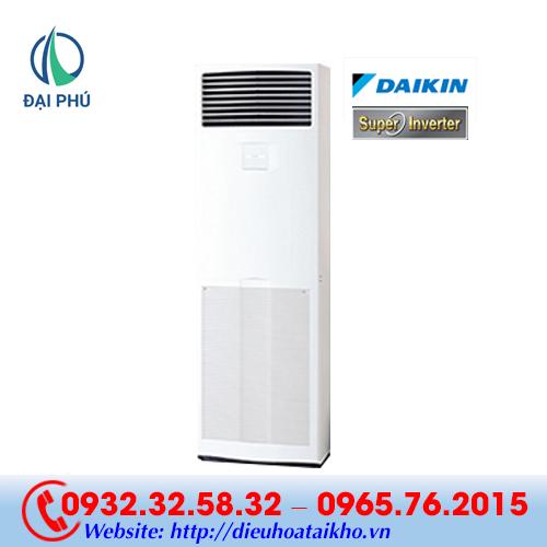 Điều hòa tủ đứng Daikin 2 chiều inverter FVQ140CVEB/RZQ140LV1